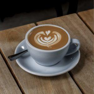 Coffee at Melba cafe, Ellerslie