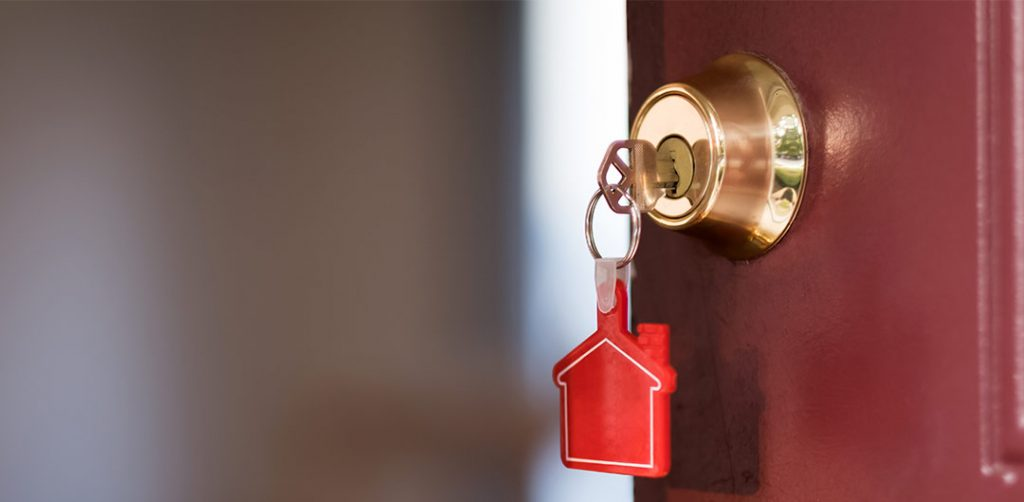 The key to getting into property investment